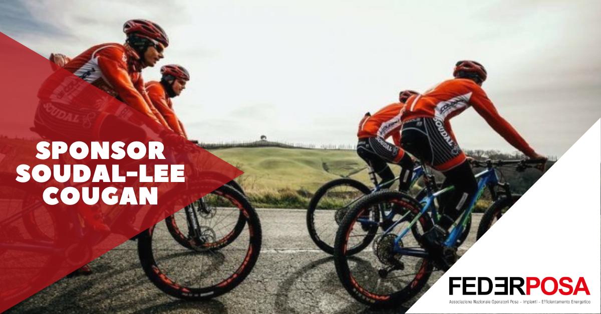 Federposa sponsor per Soudal-Lee Cougan Racing Team.
